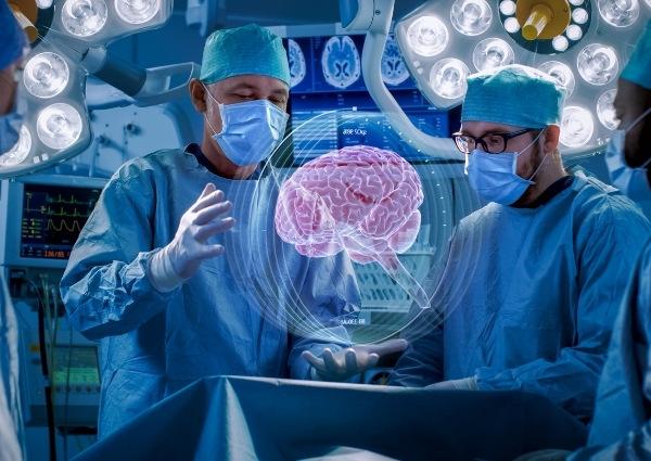 réalité augmentée dans le médical
